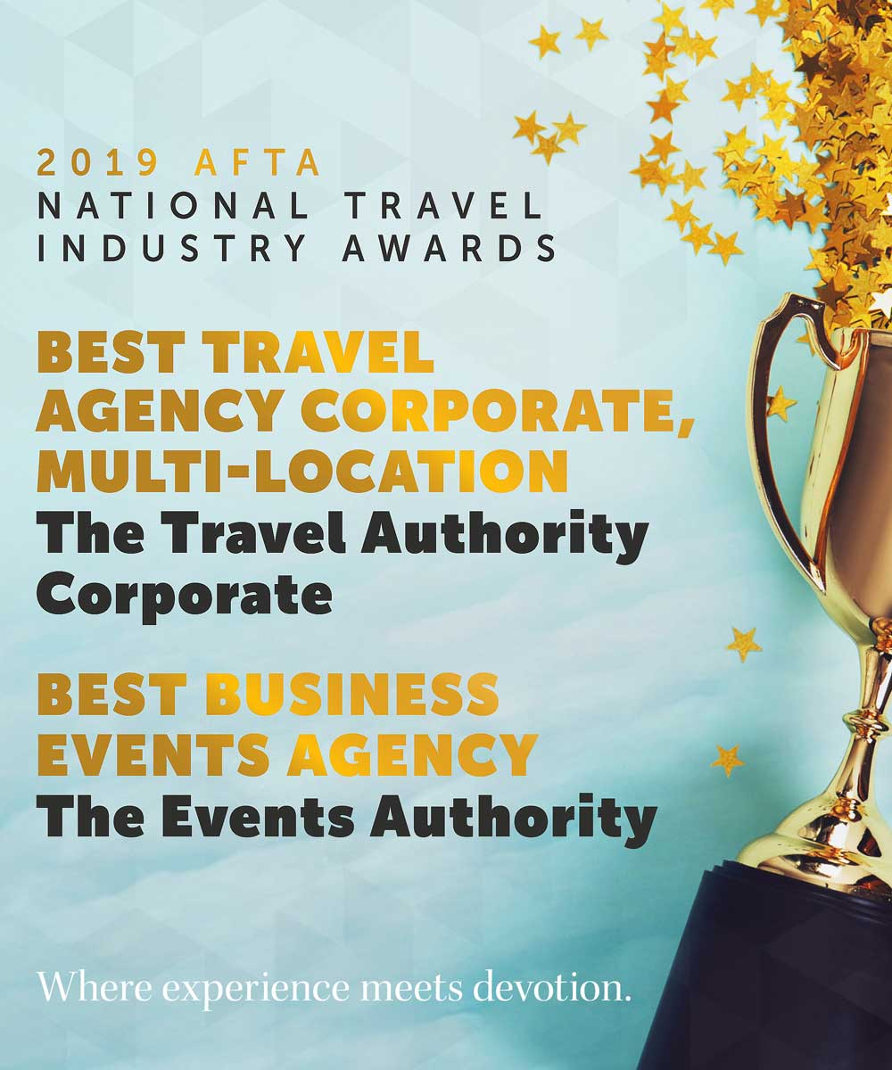 HOME - The Travel Authority Group